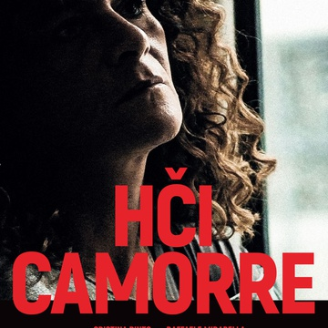 The poster for Hči Camorre (2018). In this photo:  Christina Pinto