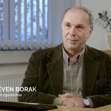 Neven Borak v filmu Do vrha in nazaj (2015).