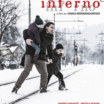 The poster for Inferno (2014). In this photo:  Marko Mandić